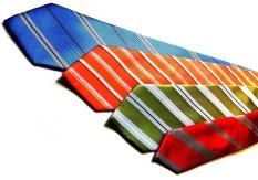 Strengthen your image, wear a Saladin & Manzetti Ltd striped ties