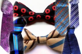 Silk Ties, Silk Bow Ties, Self-tie Bow Ties