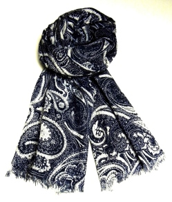 Cotton scarf, scarves