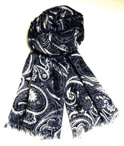 Cotton scarf, scarves