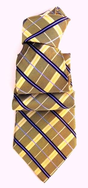 Silk tie, shopping.