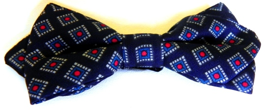 Silk bow tie, silk ties, neckwear, fashion, shopping.