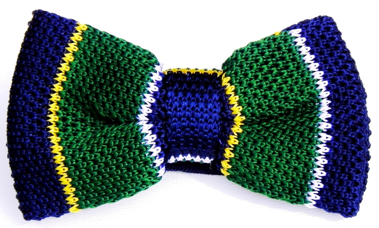 Silk knit bow ties, bow ties, silk ties, fashion, on-line shopping.