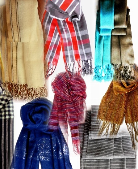 Scarves for men and women