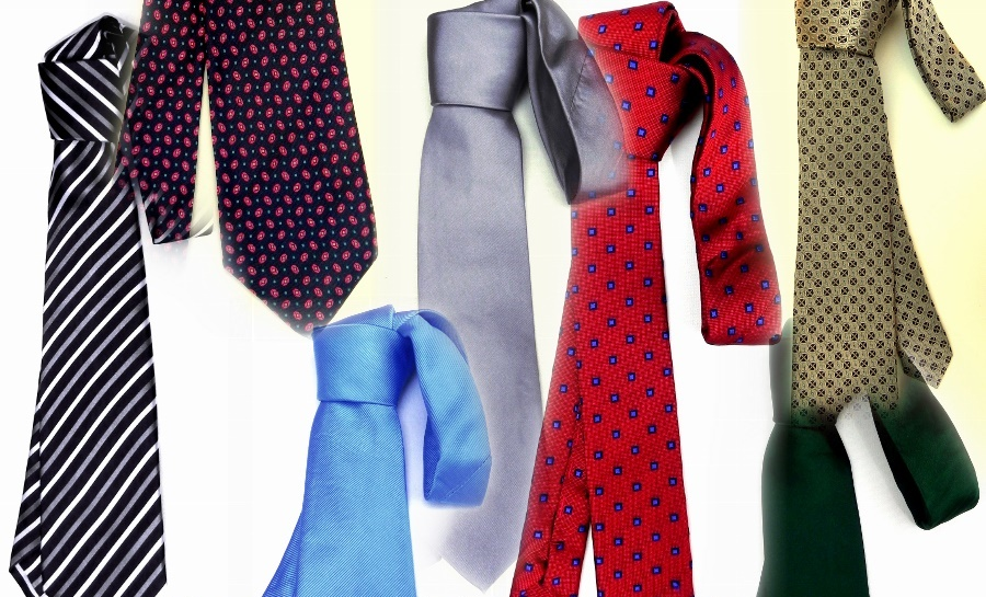 silk ties, fashion, clothes accessories.